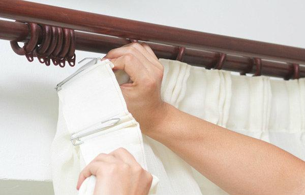 วิธีซักผ้าม่าน