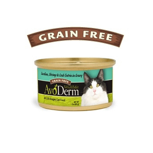 Where Is Avoderm Cat Food Made