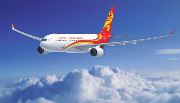 ฮ่องกงแอร์ไลน์ หรือสายการบินฮ่องกง (Hong Kong Airlines)  เป็นสายการบินที่มีฐานหลักอยู่ที่ฮ่องกงมีออฟฟิตหลักอยู่ที่ Tung Chung  ท่าอากาศยานหลัก คือ ...