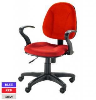 เก้าอี้สำนักงานบุผ้า