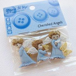 กระดุมแฟนซี Cherished Angels