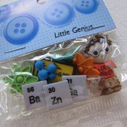 กระดุมแฟนซี Little Genius
