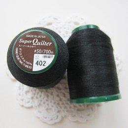 ด้ายควิลท์ Super Quilter 700 เมตร (สีดำ)