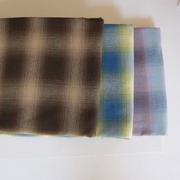 (เหลือเบอร์ 3 ) ผ้าทอญี่ปุ่นนำเข้า Daiwabo ขนาด 1/4 หลา (45 * 55 ซม.)