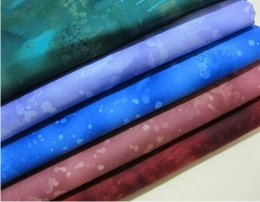 ผ้าคอตตอนญี่ปุ่น ฮาวายเอี้ยน ขนาด 1/4 หลา (45 * 55 ซม.)