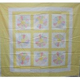 (เหลือ 1 ชิ้น) ผ้าคอตต้อน Daiwabo ขนาด 1 บล็อค (90 * 110 ซม.)