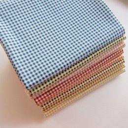 ผ้าอเมริกา ลายสต๊อก ขนาด 1/4 หลา (45 * 55 ซม.)