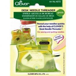 เครื่องสนเข็ม clover สีเขียว