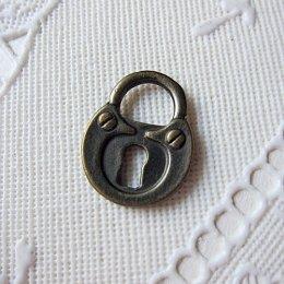 ตัวห้อยซิป รูปแม่กุญแจ