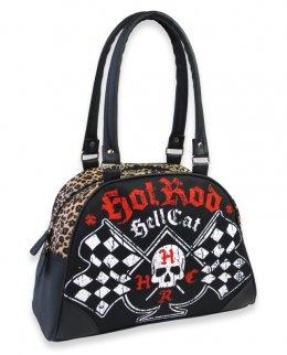 Hotrod Hellcat SPADE FLAGS Damen Taschen-Handtasche