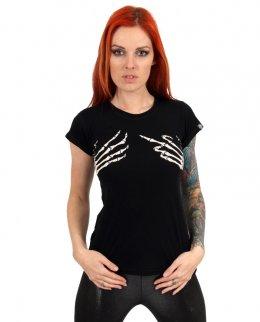 Liquor Brand DEATHGRIP Women T-Shirts