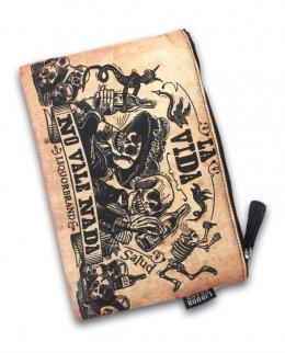 Liquor Brand VIVA LA VIDA Kosmetiktaschen