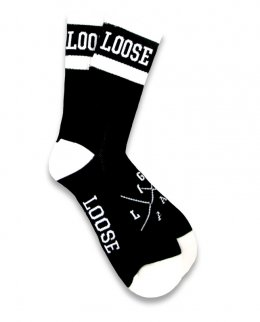 Loose Riders SOCKS BLACK  Accessories