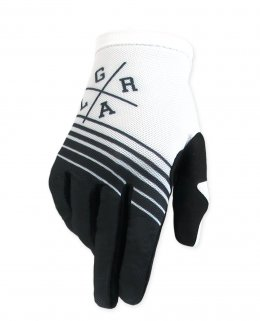 Loose Riders Gloves WHITE ZUBEHÖR