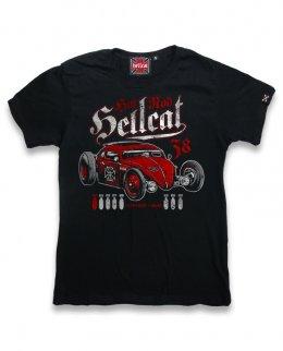 Hotrod Hellcat AIRCOOLED SQUAD Kids T-Shirts