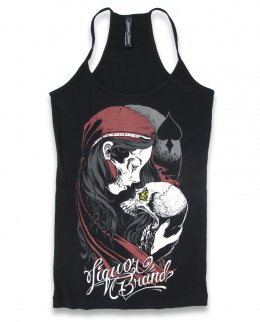 Liquor Brand DIAMOND GYPSY Damen Tank Tops