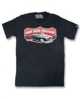 Hotrod Hellcat CHOPPED & DROPPED Herren T-Shirts