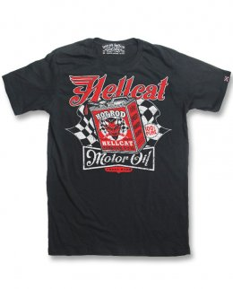 Hotrod Hellcat MOTOR OIL II Men T-Shirts