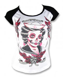Liquor Brand DARK SEAS Damen T-Shirts