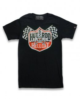 Hotrod Hellcat DECAL Herren T-Shirts