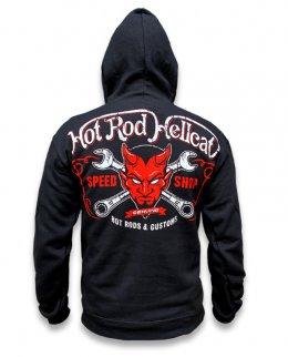 Hotrod Hellcat DEVIL Herren Kapuzenpullover/Hoodies