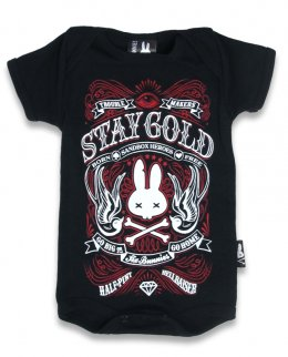 STAY GOLD BLACK