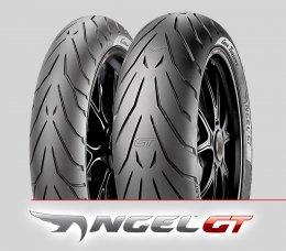 Pirelli Angel GT : BMW R1150GS