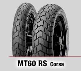 Pirelli MT60 RS : Ducati Scrambler Sixty2
