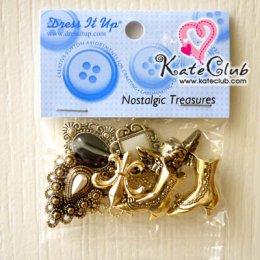 กระดุม Nostalgic Treasures - 184