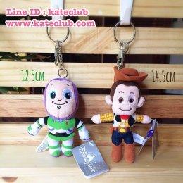 พวงกุญแจ Buzz สูง 12.5 cm จาก Disney Shop (ราคาต่อ 1 ตัว)