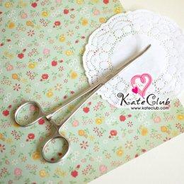 กรรไกรกลับผ้าปลายโค้ง Craft House ความยาว 16 cm  - ใช้ช่วยกลับผ้าตอนเย็บตุ๊กตา หรือชิ้นงานเล็กๆ