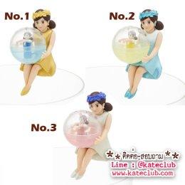 (พร้อมส่งเบอร์ 3 ค่ะ) สาวน้อยเกาะแก้ว Cup no Fuchiko ครบรอบ 10 ปี Kitan
