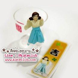 (พร้อมส่งเบอร์ 4 ค่ะ) สาวน้อยเกาะแก้ว Omikuji no Fuchiko Pastel ฟูจิโกะเซียมซี Ver.2