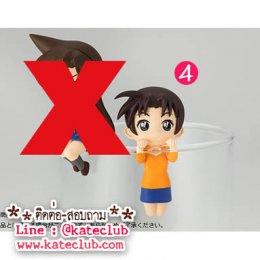 (พร้อมส่งเบอร์ 4) ตุ๊กตาเกาะแก้ว PUTITTO Detective Conan Deforme ver (ความสูงประมาณ 5.5 cm)