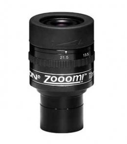 Orion Premium Zoon Eyepiece 7.2-21.5mm