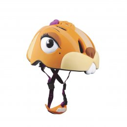 Crazy Safety Chipmunk Helmet