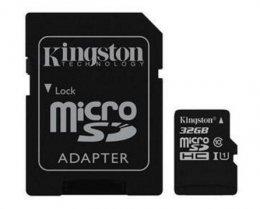 เมมโมรี่การ์ด Kingston รุ่น SDC CLASS10 ความจุ 32 GB