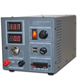 KAIWA: POWER SUPPLY PS-304D 30A.