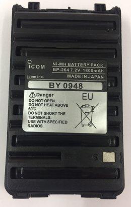 แบตเตอรี่ ICOM IC-80FX