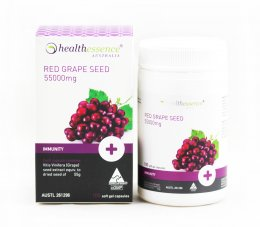 Red grape seed 55000 mg Health Essence