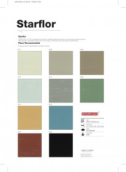 STARFLOR / GREEN