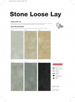 STONE LOOSE LAY 5 mm.