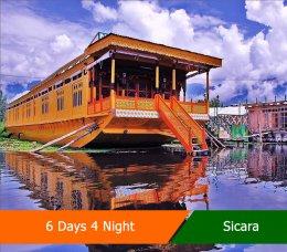 ทัวร์แคชเมียร์ ทัชมาฮาล บ้านเรือ วิมานลอยน้ำ