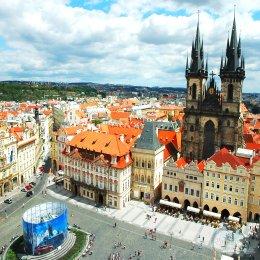 ทัวร์ยุโรป   :  Czech Austria Hungary