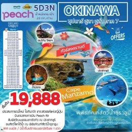 ทัวร์ญี่ปุ่น : OKINAWA 5D3N ซุปตาร์ ฮูลา ฮูล่า ภาค 7