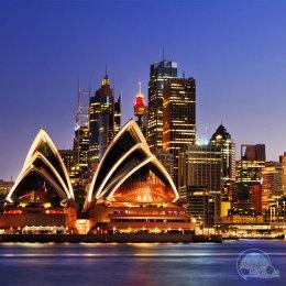ทัวร์ออสเตรเลีย :  SYDNEY - MELBOURNE