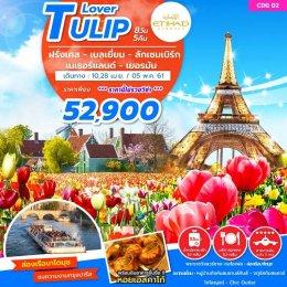 ทัวร์ยุโรป : Tulip Lover