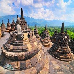 ทัวร์อินโดนีเซีย : บาหลี+มรดกโลกบุโรพุทโธ