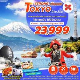 ทัวร์ญี่ปุ่น : TOKYO Strong เทียมเมฆ