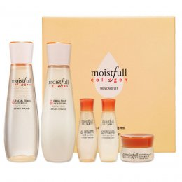 Etude House Moistfull Collagen Skincare Set
